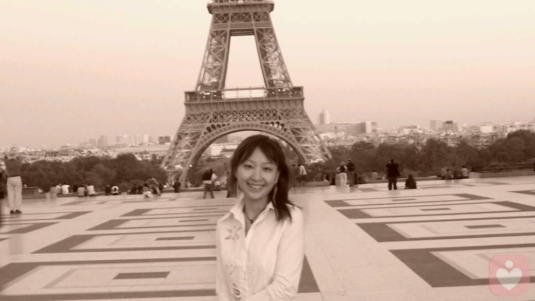 法国留学期间生活照
